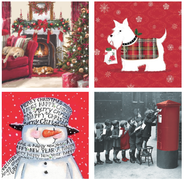Charity Christmas Cards Now Available!