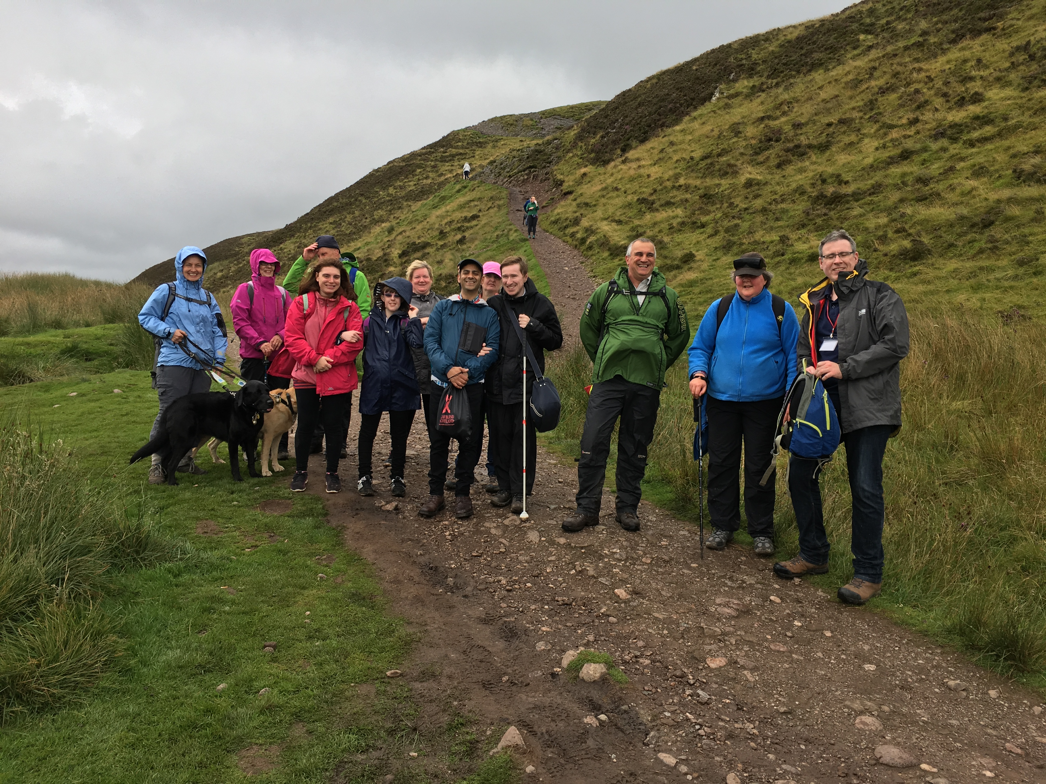 Conic Hill July 2017 2