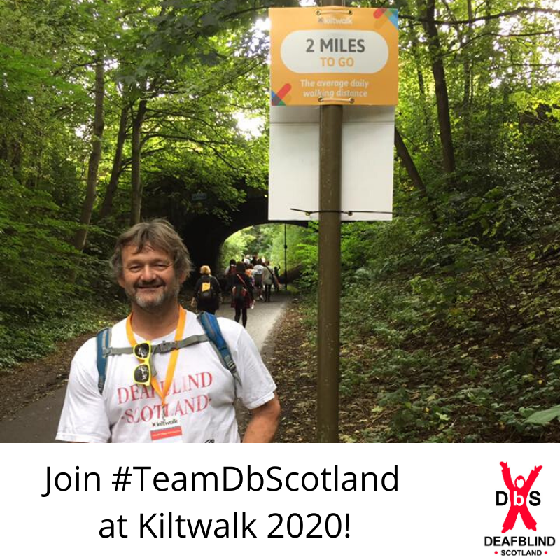Kiltwalk is back for 2020!